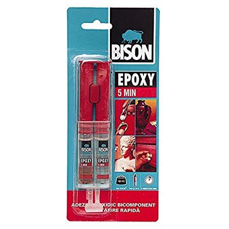 Bison Epoxy 5 Minutes