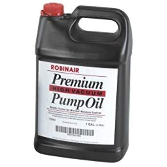 Robinair Permium Pump Oil