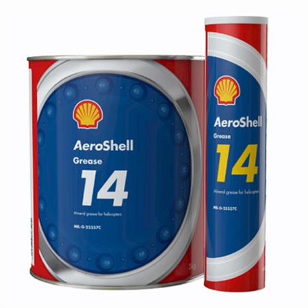 گریس آئروشل AEROSHELL 14